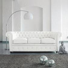 Chesterfield Sofa Cheap Fabulous White Leather Chesterfield Sofa White Leather
