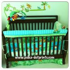 Rainforest Crib Bedding Fisher Price Rainforest Jungle Stripe 4 Crib Set