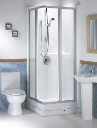 Corner Shower Units For Small Bathrooms Awesome Corner Shower Stalls For Small Bathrooms Ideas Colour