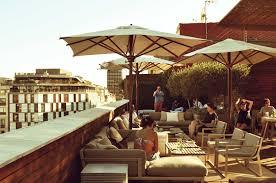 bar on the roof of hotel omm барселона путеводитель happyinspain