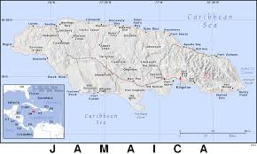 Jamaica Map Jm Jamaica Public Domain Maps By Pat The Free Open Source