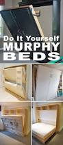 Murphy Bunk Bed Plans Diy Murphy Beds Diy Murphy Bed Murphy Bed And Tutorials