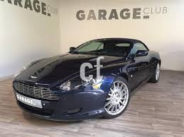 used aston martin db9 used aston martin cars spain
