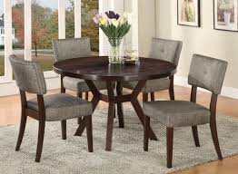 Modern Round Dining Sets Round Dining Table With Leaf Style Babytimeexpo Furniture