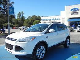 2013 ford escape white pictures all pictures top