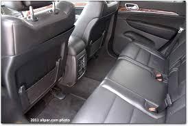 2005 Grand Cherokee Interior 2011 Jeep Grand Cherokee Test Drive Review