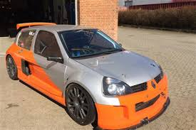 clio renault v6 racecarsdirect com renault clio trophy v6 with sequential gear box