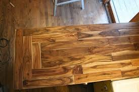 beautifully contained wood countertops part 1