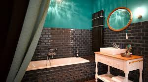 Eclectic Bathroom Ideas 10 Blue Eclectic Bathroom Design Ideas Https Interioridea Net