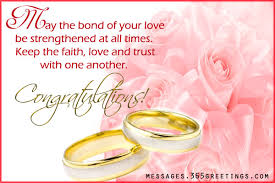 congratulations on your wedding wedding wishes and messages 365greetings