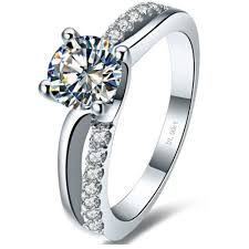 cheap diamond engagement rings online get cheap affordable diamond ring aliexpress com alibaba