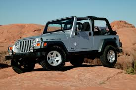silver jeep rubicon 2 door jeep heritage 2003 06 jeep wrangler rubicon tj the jeep blog