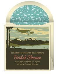 Bridal Shower Centerpieces Around The World Theme Bridal Shower