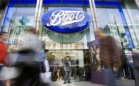 boots uk boots sales slip on pharmacy funding cuts