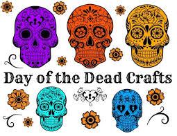 day of the dead crafts dia de los muertos ted s