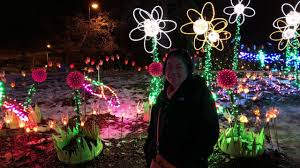 retama park christmas lights lights at lafarge youtube