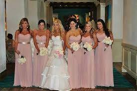 blush pink bridesmaid dresses blush pink bridesmaid dresses gown and dress gallery