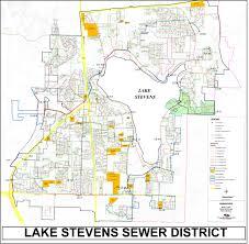 Stevens Campus Map Lake Stevens Sewer District