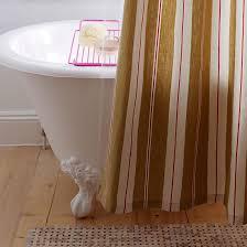 Shower Curtain For Roll Top Bath Family Bathroom Design Ideas Ideal Home