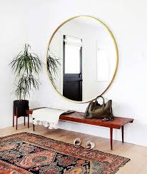 Mirror Sets For Walls This Chic Item Can Make Any Room Look Bigger Mirror Set Round
