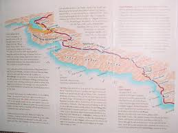 Amtrak California Zephyr Map by Coast Starlight Los Angeles To Sacramento