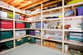 homeofficedecoration basement storage ideas