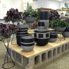 Planters And Pots Lightweight Concrete Pot Archives Hoang Pottery Your Best