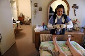home care workers u0027 lawsuit alleging wage theft exposes growing