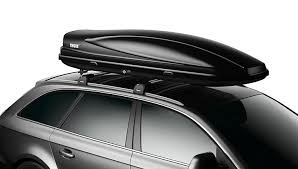 Car Roof Box Ebay by Amazon Com Thule Force Cargo Box Black Sports U0026 Outdoors