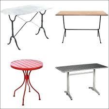 table rectangulaire cuisine table de cuisine rectangulaire superbe table pliante jardin pas