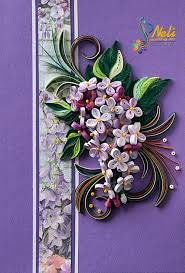 261 best paper quilling card images on pinterest quilling