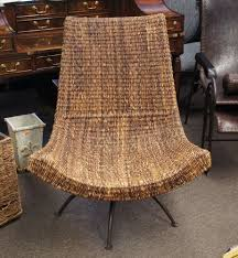 Wicker Lounge Chair So Out Of Budget But So Beautiful 639 Modern Contemporary Wicker