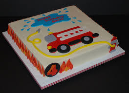 firetruck cake firetruck birthday cake firetruck cake for a boy ce flickr
