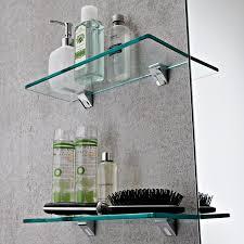 Specchi Bagno Leroy Merlin by Mensola In Vetro Per Bagno Glassy Arredaclick
