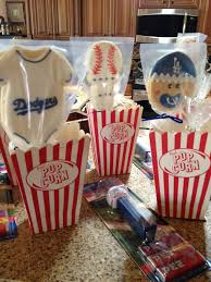 baseball baby shower ideas baseball baby shower favors cookie connection