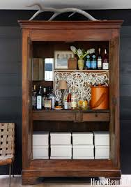 Bar Hutch Furniture Corner Dining Room Hutch Corner Liquor Cabinet