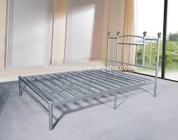 stainless steel bed frame modern simple iron bedmodern simple
