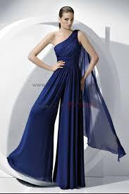 royal blue jumpsuit vestido fashion royal blue chiffon jumpsuits wedding nmo 056