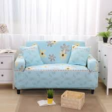 Blue Reclining Sofa by Online Get Cheap Reclining Sofa Cover Aliexpress Com Alibaba Group