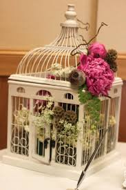 wedding table centerpieces bird cages u2013 anikkhan me