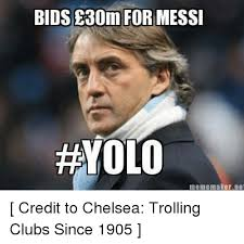 Meme Maker Net - bids e30m for messi haolo meme maker net credit to chelsea