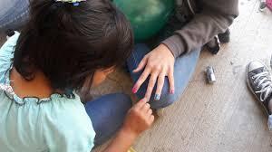 salon day with the girls niños de baja