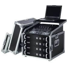 19 Inch Audio Rack Reloop 19 U0027 U0027 Rack Case 8 Ru Tray Reloop