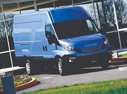 first drive iveco daily himatic euro6