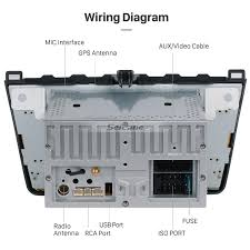 wiring radio diagram for 2004 mazda tribute 2006 mazda tribute