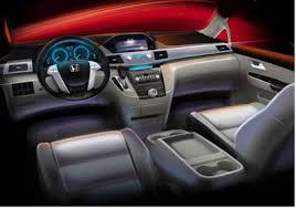 Honda Odyssey Interior 2011 Honda Odyssey Interior Model Press Kit Honda News