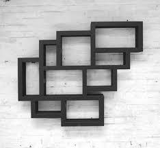 Deep Wall Shelves Frames Wall Shelf By Gerard De Hoop Design Milk