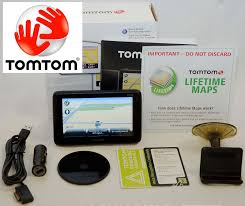 Tomtom Map Updates New Tomtom Pro 7150 Truck Software Gps Set 4 3