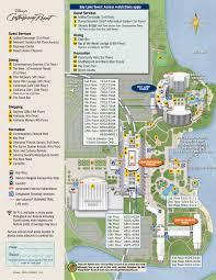 Treehouse Villas Disney Floor Plan by April 2017 Walt Disney World Resort Hotel Maps Photo 5 Of 33