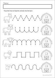 collections of farm worksheets for kindergarten bridal catalog